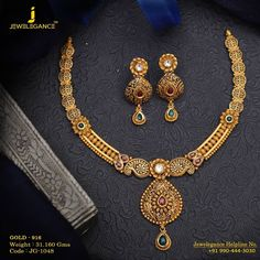 Antique and allurring collection. Get in touch with us on Silver Jewellery Indian, Gold Jewellery Design, Gold Jewelry, Craft Jewelry, Handmade Jewellery, Earrings Handmade, Jewelery, Antique Necklace, Antique Jewelry