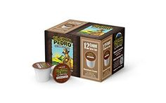 Cafe Don Pedro Colombian Supremo 72 Count Kcup Low-Acid Coffee: Stone ground and low acid Arabica coffee. Non Dairy Coffee Creamer, Low Acid Coffee, Arabica Coffee Beans, Coffee Reading, Coffee Store, Coffee Cafe, Coffee Uses, Latte Macchiato, K Cups