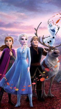 Wallpaper Frozen 2 Poster Hd - Movie Wallpaper