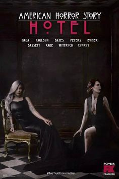 American Horror Story Hotel (Season 5) - on the FX Network. Premieres Wednesday, October 7th, 2015.