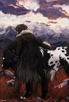 DeviantArt: More Collections Like Let them finish by sealle Wolf Rider, Fantasy Wolf, Dire Wolf, All Anime, Wolves, Worlds Largest, Mystic, Creatures, Deviantart