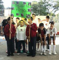 20.11.2013 El Colegio Americano de Cuernavaca realizó una demostración de los avances que han logrado los alumnos de sus talleres deportivos a nivel primaria. Fuente: http://lagacetauam.blogspot.mx/2013/11/muestra-colegio-americano-avances-de.html