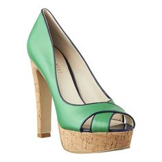 Nine West: Pumps > All Pumps > Colourcode - peep toe platform pump