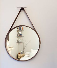 Mirror Inium Interior Round Mirrors Wall Wc Design House