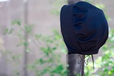 Black Headcovering Head Cover Mennonite Amish Kapp Cap Bonnet