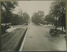 Aigburth road near cricket club