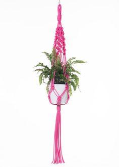 Macrame Pflanzen hängenden Korb Pot Aufhänger von CleopatraJMacrame, $189.00
