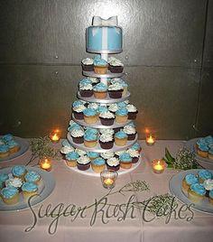 bride.ca | Wedding Cupcakes 101: Cupcake Wedding Cake Ideas