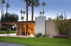 William Cody,mid century modern house rancho mirage,ca.