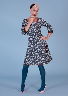 Dresses 2013 All ‹ Margot by MWM Pretty Dresses, Dresses For Work, King Louie, Dresses 2013, Hosiery, Designer Dresses, Tights, Legs, Inspiration