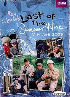 This release serves up every episode from the 2003 series of the long-running British comedy LAST OF THE SUMMER WINE, including the Christmas special the program aired that year.