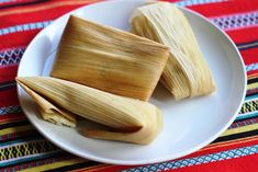 Cheesy Corn & Chile Tamales - Quick and Easy, Meatless, and Cheap - delicious recipe that you'll want to eat all yourself.