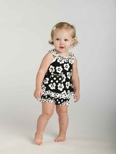 Tres Jolie Swing Top And Bloomer Set