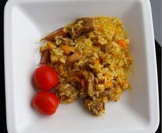 Rezept Weltbeste Plov (Russische Küche) von marinaokley - Rezept der Kategorie Hauptgerichte mit Fleisch