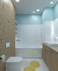 Bright Homes Bathroom