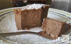 Magic Custard Cake - Gluten & Dairy Free