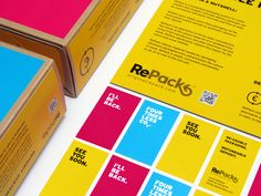 Tired of packaging trash? My name is RePack. I'm a returnable and reusable packaging for your web store.