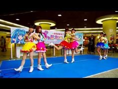 【KOBerrieS♪】2013.9.21 KOBE pop culture festival 2nd pre event - KOBerrieS♪ are ultra kawaii girls pop group of Japanese culture scene.