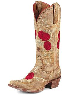 Western Cowboy Boots I Love ARIAT