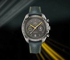 Omega releases a special edition Speedaster for the Porsche Club of America. A perfect companion to any modern Porsche.