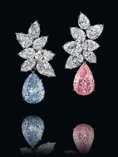 Sotheby's y Christie's subastan estos días joyas únicas y con un gran valor económico e histórico