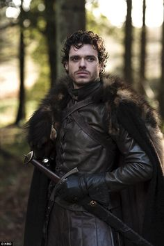 Madden is most famous for his role as Robb Stark in HB0 series, Game Of Thrones...