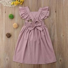 Off Shoulder Ruffle Sleeveless Long Princess Outfits Casual Summer GIrls Clothing Child Toddler Kid Baby Girl Dress Romper With Skirt, Romper Dress, Baby Dress, Toddler Fashion, Toddler Outfits, Kids Outfits, Baby Outfits, Fashion Kids, Dress Outfits