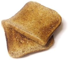2 slices of whole wheat toast (2 servings of grains) - I love eating toast so I decided to put two slices. I can eat one in the morning and one when I come from school. - 1 serving is 1 slice of bread