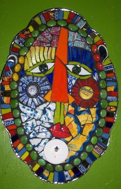 mosaic artist kathy bruce - Google Search