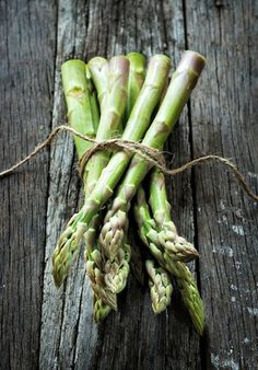 Asparagus...Yum...I am pretty sure I could eat it everyday!