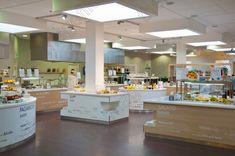 Image of Daily Special self service restaurant Viru Keskus shopping centre central Tallinn Estonia Europe   Peter Forsberg