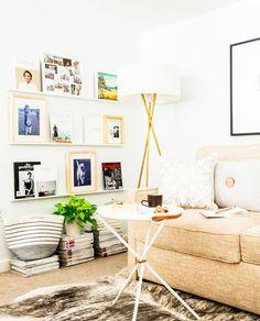 habitación 3 en 1: rincón de trabajo, de lectura y habitación de invitados