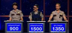 Watch the Reno 911! Cast Take Over @Midnight