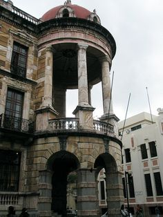 My favorite architecture in Cuenca/Ecuador, Ecuador WHERE MY HUSBAND IS FROM