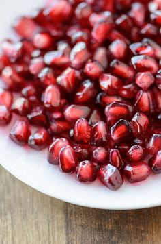 Pomegranate Seeds by Julie Rideout | Stocksy United