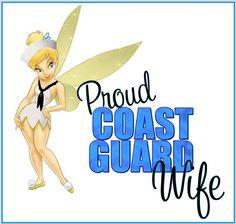 USCG proud wife! thats me