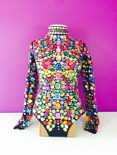 Beyoncè bodysuit  inspired on her VMA performance /edc/ dance / presentation