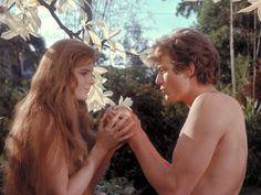 Adam and Eve Original Sin Yul Brynner, Jean Simmons, Tyrone Power, Gina Lollobrigida, Paul Newman, Nevada, Missouri, Norman Mailer, John Huston