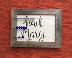 Kitchen Rosary abacus style rosary by SweetOakGallery on Etsy