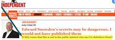 Glenn Greenwald: The Death Spiral of Establishment Journalism | Alternet MAIN STREAM NEWS IS JUST FOR ENTERTAINMENT