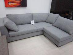 Nuova offerta: Occasione divano in pelle grigio- Vicenza