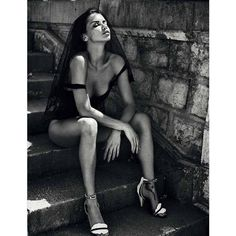 EXCLUSIVE : Adriana Lima by Vincent Peters for Harper's Bazaar España July 2017 editorial ☇ Italian women have mastered the look of the sophisticated bombshell. It's not easy to be super sexy, yet elegant at the same time—it's a delicate balance—but if you can pull it off, you can take over the world. Adriana Lima channels a Italian Bombshell in front of the lenses of iconic Vicent Peters for Harper's Bazaar Spain this month! Ms. Lima is photographed in 35mm by Vincent Peters under the…