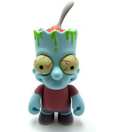 "The Simpsons - 6"" Zombie Bart"