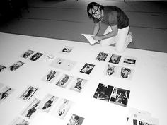 Mario Sorrenti at work