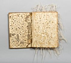 Skeptic's Ritual by Lisa Kokin. Altered book, thread, PVA glue, 12 x 12 x inches, 2009 Paper Book, Paper Art, Paper Design, Book Design, Moleskine, Accordian Book, Books Art, Altered Book Art, Book Sculpture