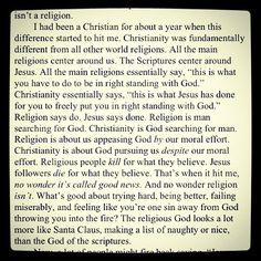 Jefferson Bethke - Jesus > Religion