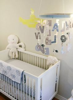 Baby Lincoln's Repurposed Yellow Submarine My Room | Apartment Therapy