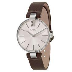 Rado Coupole M Women's Quartz Watch R22850015  Rado, Coupole M, Women's Watch, Stainless Steel Case, Leather Strap, Swiss Quartz (Battery-Powered), R22850015  http://www.bestratewatches.com/rado-coupole-m-womens-quartz-watch-r22850015/