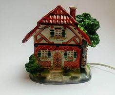 Bekijk dit items in mijn Etsy shop https://www.etsy.com/nl/listing/540367844/elka-perfume-lamp-cottage-farmhouse