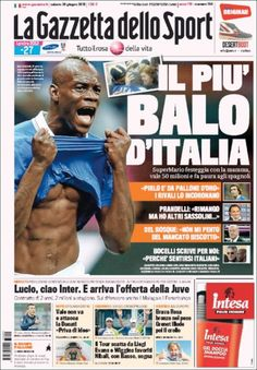 Prensa deportiva del 30 de junio 2012 | discutivo.com